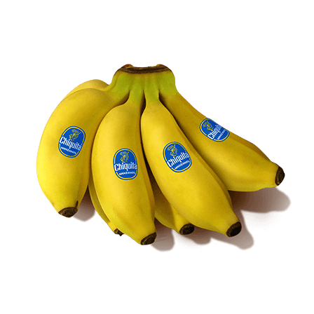Appelbananen van Chiquita