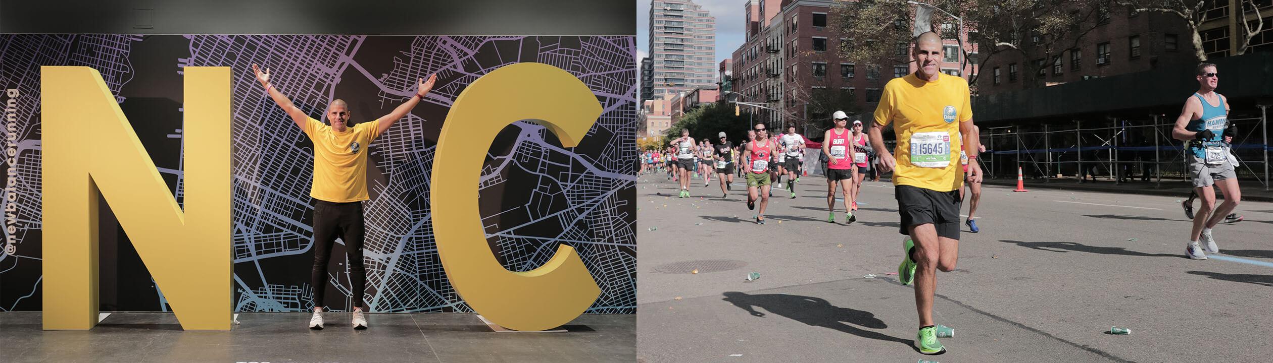 16-weeks trainingsplan volledige marathon