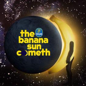 De Chiquita bananenzonkomeet heeft goud gekregen!