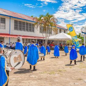 Chiquita renoveert de staatsschool in Birichiche