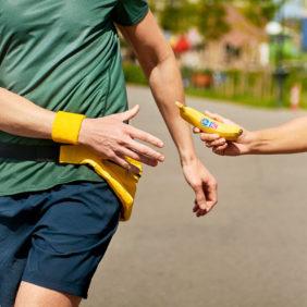 Chiquita lanceert fitnessstickers om gezondheid en welzijn te stimuleren
