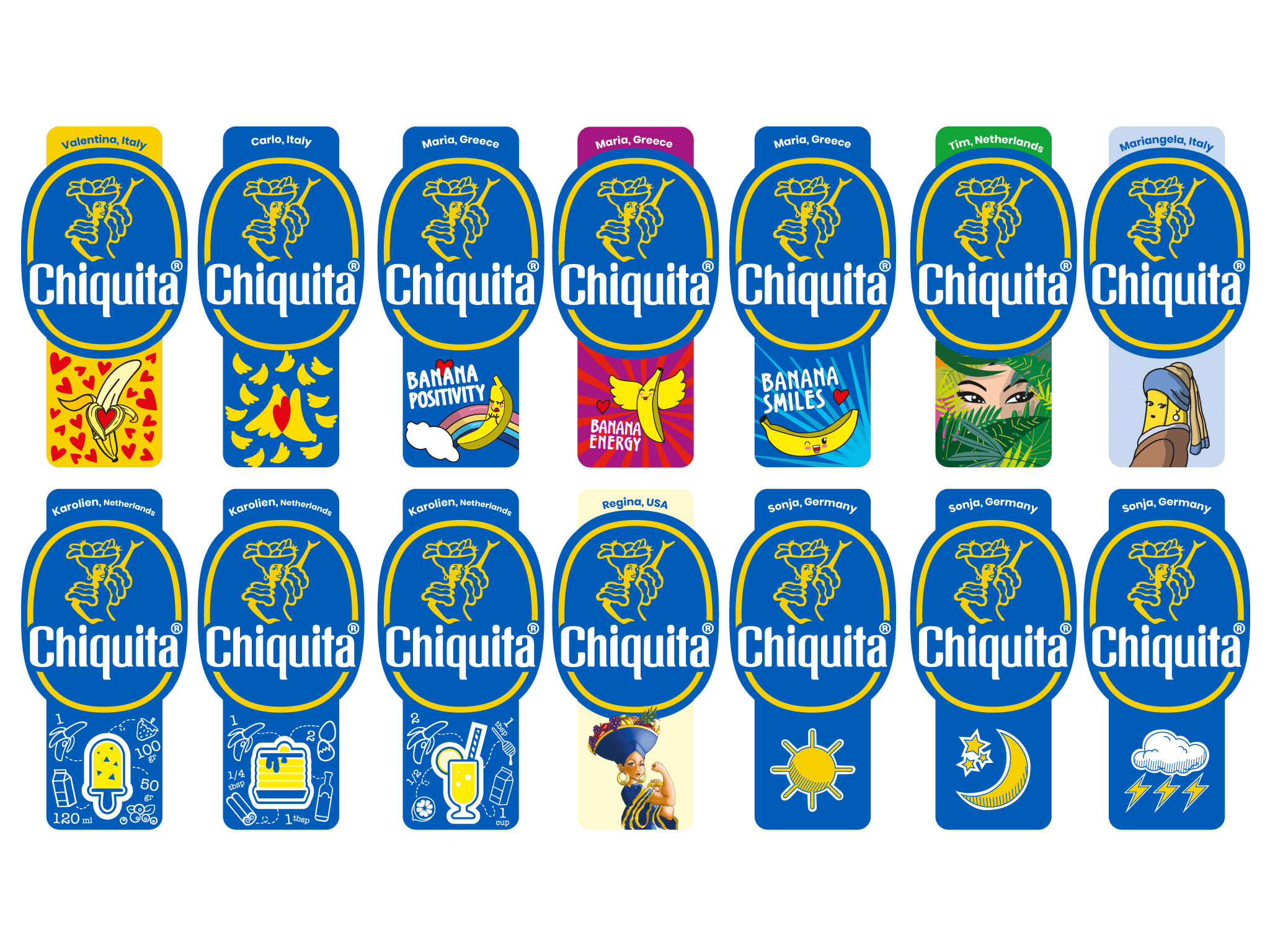 Winnaars van Chiquita 'Fuel the Fun' bekendgemaakt