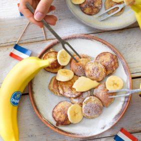 Fantastische Chiquita-bananenrecepten van over de hele wereld