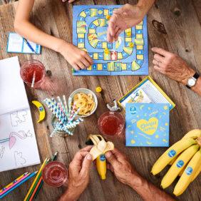 Chiquita gaat uit zijn dak van waardevolle momenten met je gezin