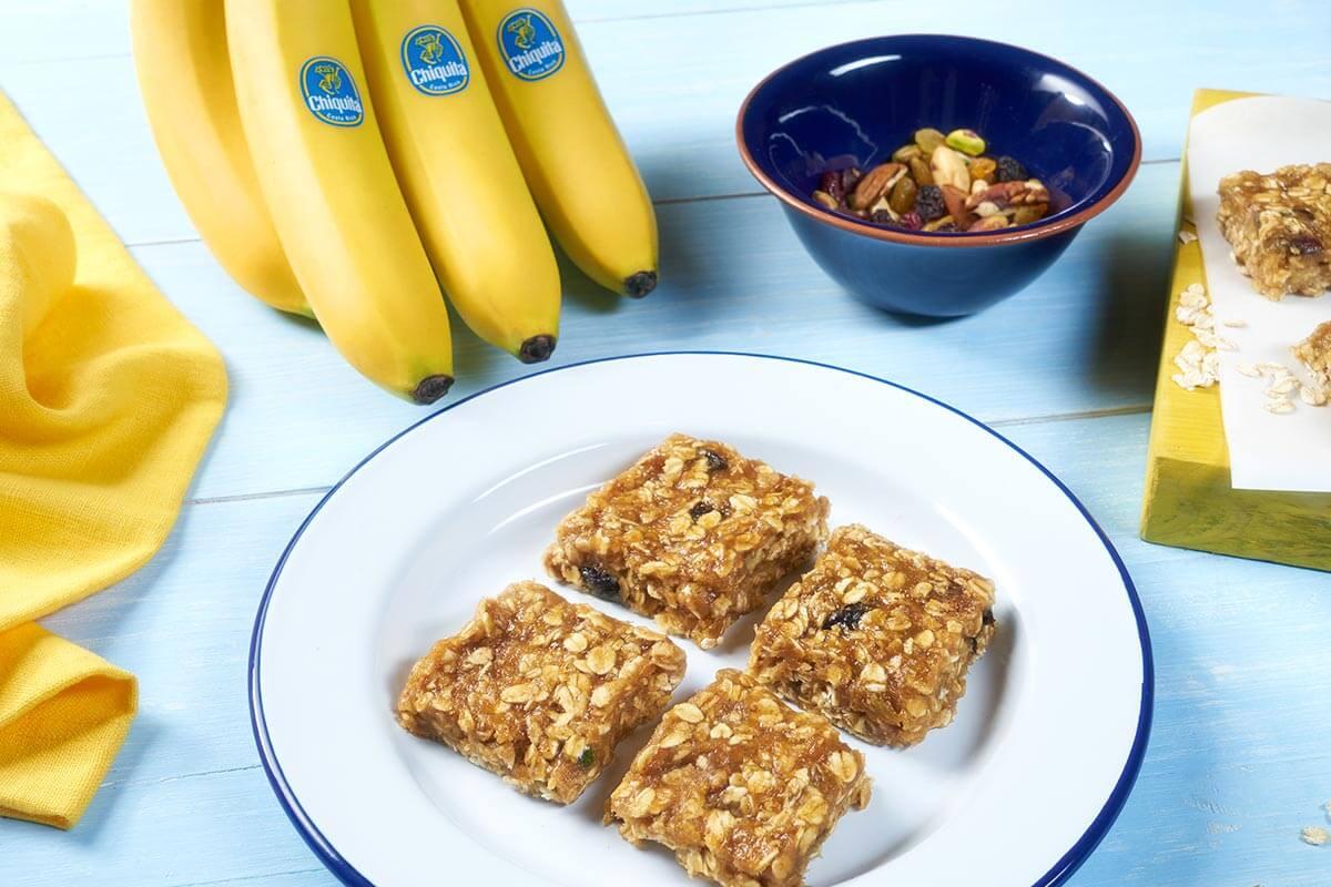 Gemakkelijke Chiquita bananenkoekjes bakvrij
