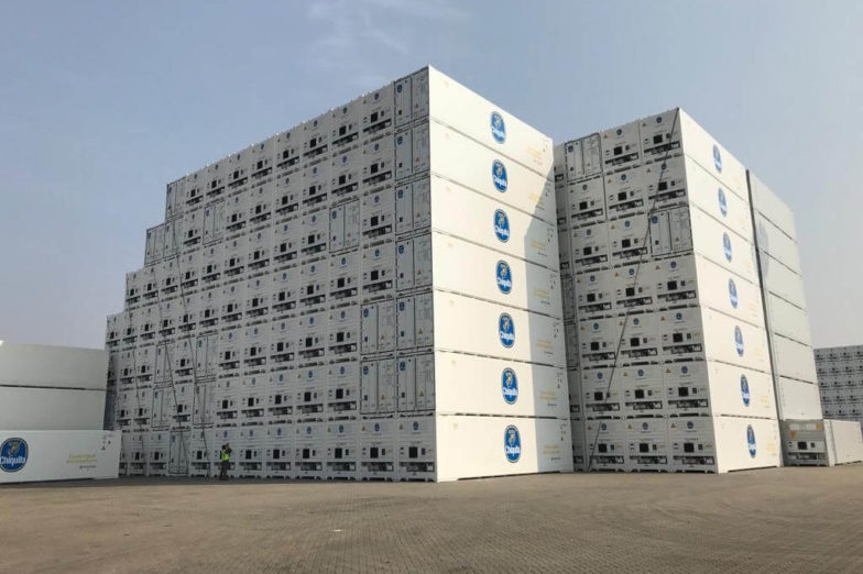 Intelligent cooling containers improve sustainability and guarantee best quality bananas on shelves - 1