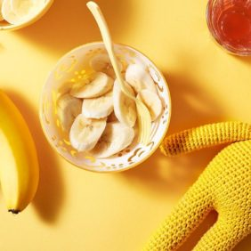 Zes goede redenen om te kiezen voor Chiquita bananen als je kleintje klaar is voor het eerste hapje