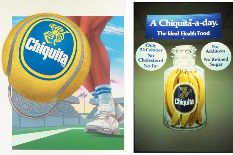 Een voorproefje van die geweldige Chiquita-momenten