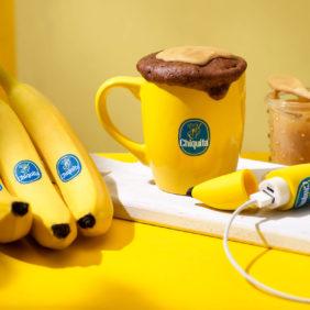 Snelle en gemakkelijke recepten voor mugcake met Chiquita-bananen