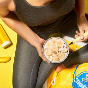 Workout snacks en thuis trainen met Frankie Ruiz
