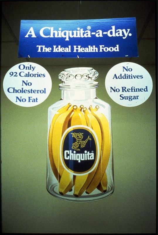 Chiquita-ideal-health-food