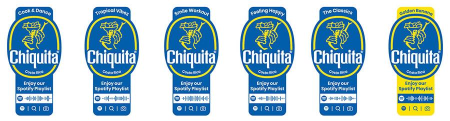 Playlists_Chiquita_Spotify_Stickers
