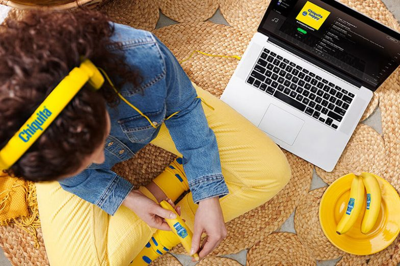 Chiquita-afspeellijsten op Spotify
