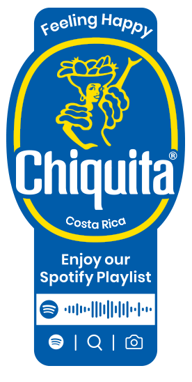 Spotify_Happy_Chiquita_Sticker