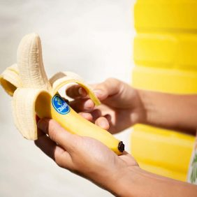 De held van het fruit: Chiquita bananen