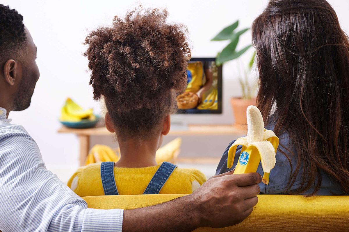 Chiquita viert de Internationale dag van het gezin