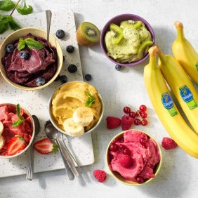 Gooi nooit meer iets weg en geniet van de lekkere smaak van bevroren Chiquita bananen