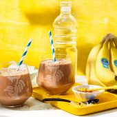 Wat eten na sporten: Chiquita Banana eiwitshake