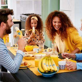 Hoera voor Chiquita bananen op Wereldvoedseldag!
