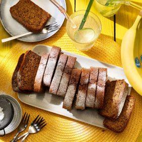 Geniet van de maand van de Vegetarische gerechten met Chiquita bananen!