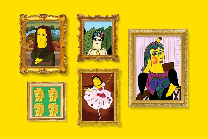 Welk Chiquita meesterwerk ben jij?