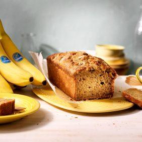 Makkelijk bananenbrood van Chiquita