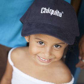 Chiquita viert Wereldkinderdag