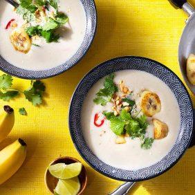 Gezonde lunch ideeën Chiquita bananen