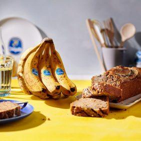 Welke bananen gebruik je voor bananenbrood?