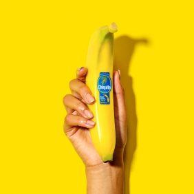 Chiquita Introduceert de Gezondheidsvoordelen van Bananen in de Nieuwe Stickerserie.