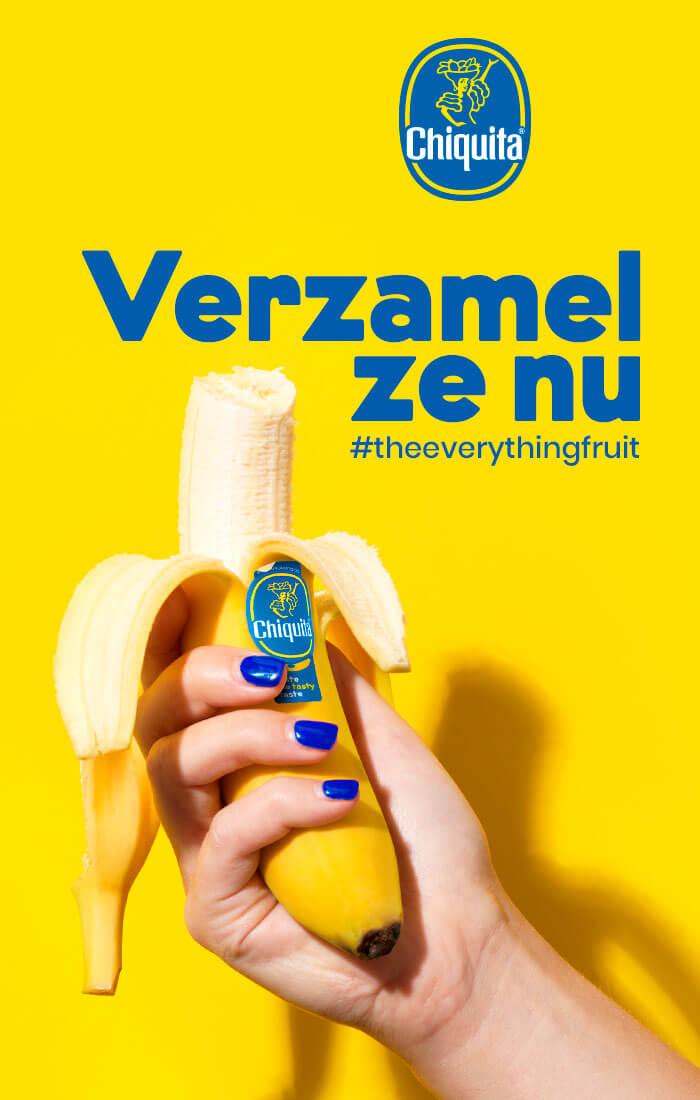 Verzamel Ze Nu Chiquita