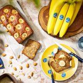 Paleo-bananenbrood van Chiquita
