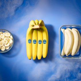 Hoe moet je bananen invriezen?